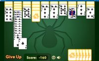 Spider Solitaire (pasjans solitaire)
